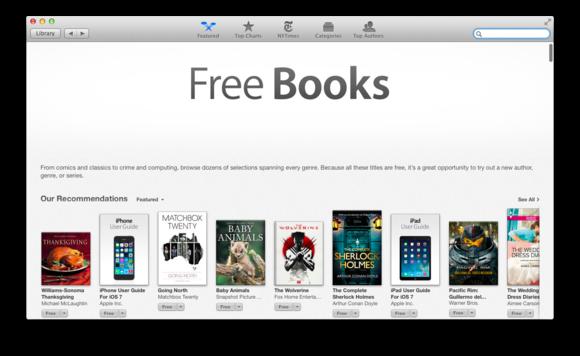 free iBooks
