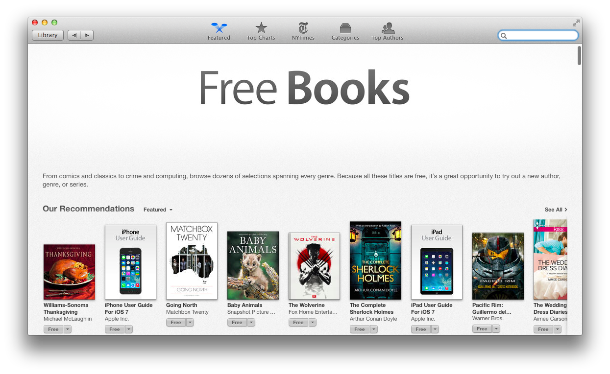 how to find free books in the ibooks store macworld