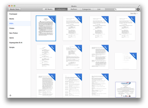 Pdf Into Ibooks