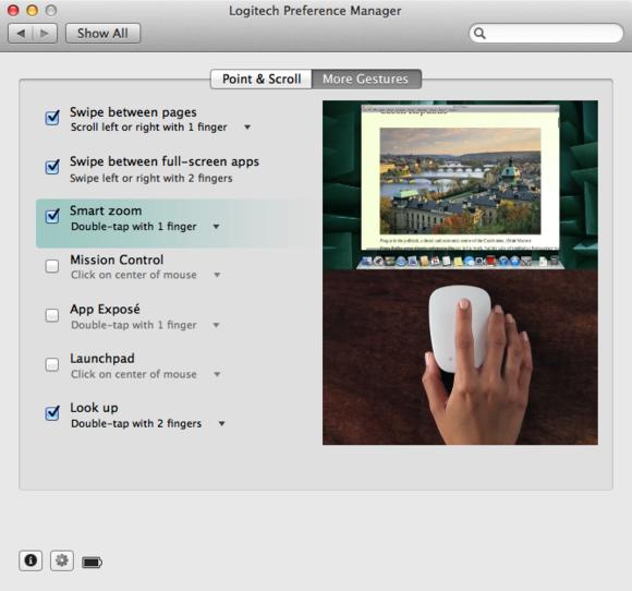 Logitech Preference Manager Mac