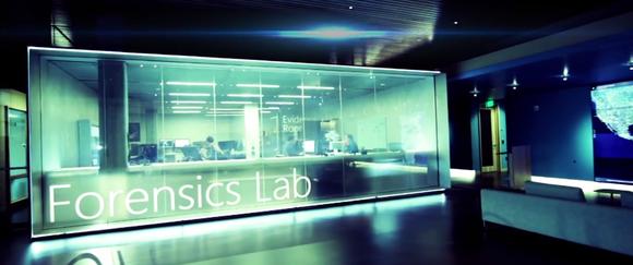 Microsoft's cybercrime lab