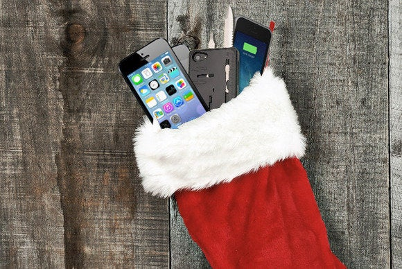 Awesome stocking stuffers for your new iPhone