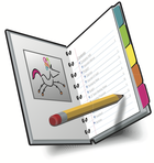 Circus Ponies Notebook icon
