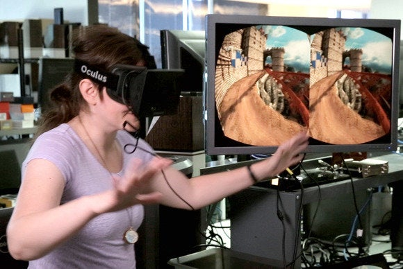 Oculus Rift is mind-blowing (if you don't barf) | PCWorld