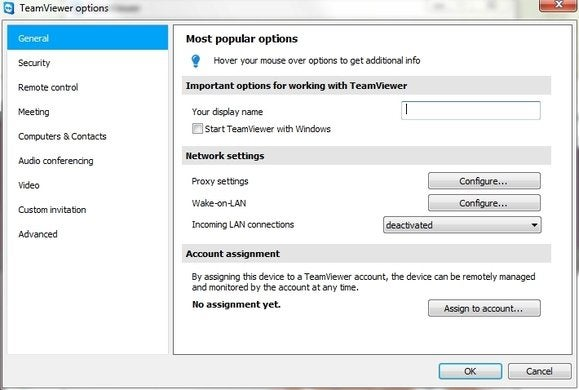 TeamViewer 9 screenshot 5