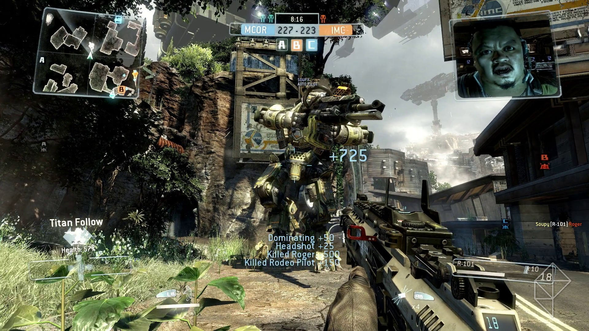 titanfall pc impressions fre ically fun robot