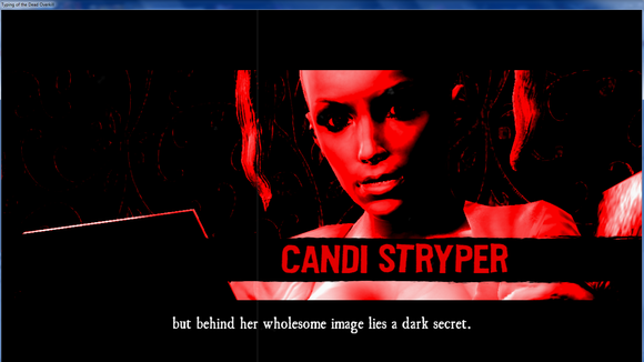 Typing of the Dead: Overkill character intro screenshot