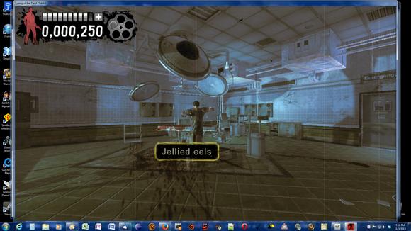 Typing of the Dead: Overkill surgery screenshots