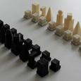 Bauhaus chess set buy