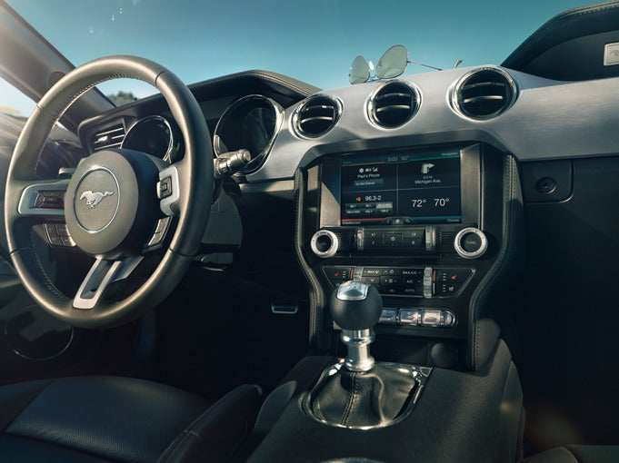 2015 Ford Mustang debuts with new tech features to track and