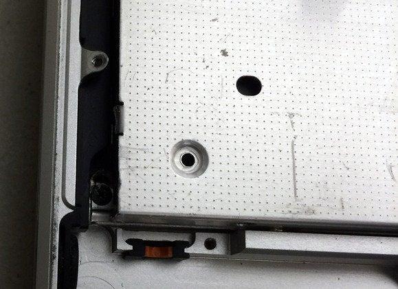 Unibody MacBook Pro optical drive