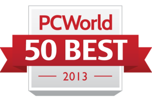PCWorld 50 Best Products 2013