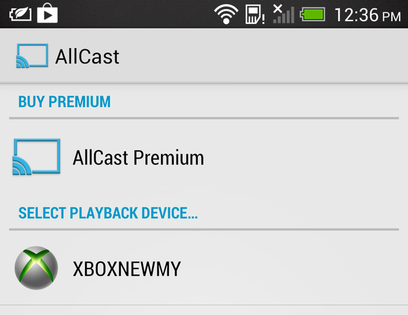 allcast devices