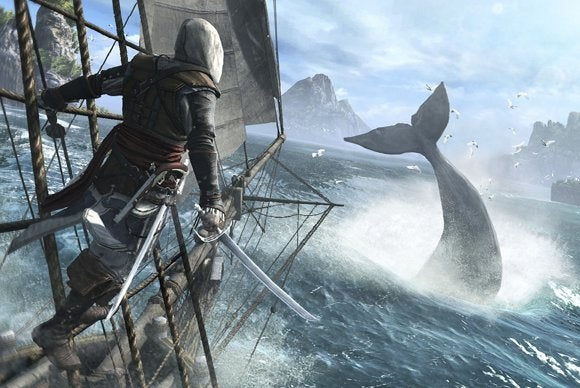 3. Assassin\'s Creed IV: Black Flag
