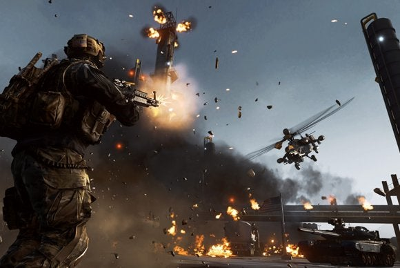 Honorable mention—Battlefield 4