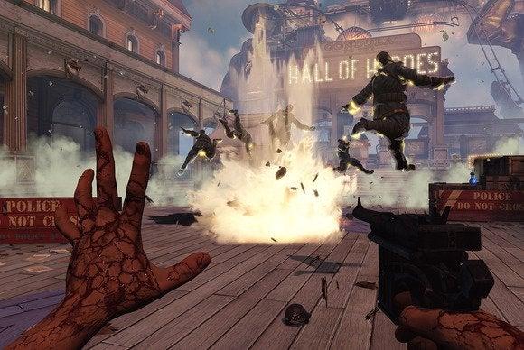 10. BioShock Infinite