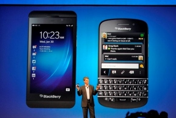 BlackBerry SDK confirms upcoming smartphone with high-res