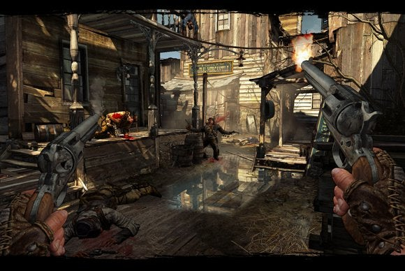 7. Call of Juarez: Gunslinger