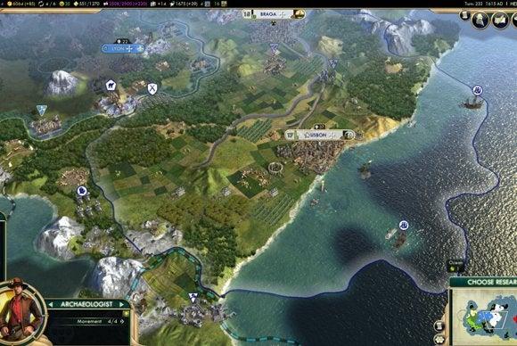 Honorable mention—Civilization V: Brave New World