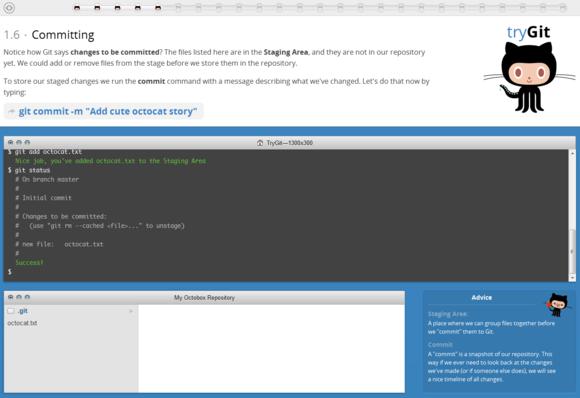 Code School screenshot