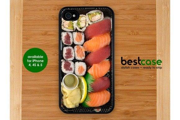 etsy sushi iphone