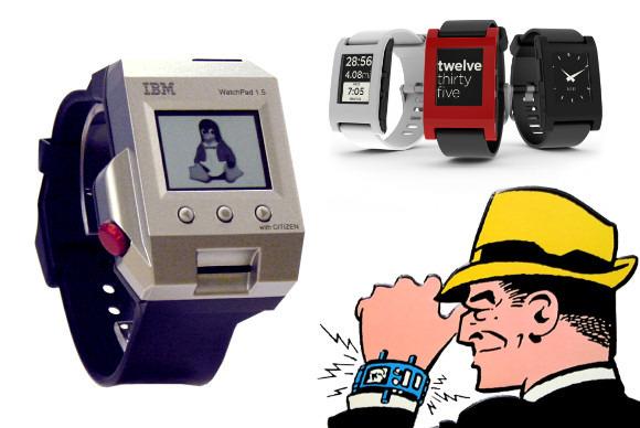 evolution smartwatch