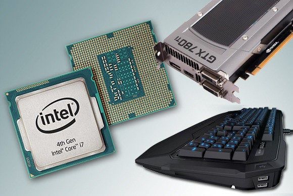 PCWorld\'s favorite PC components of 2013