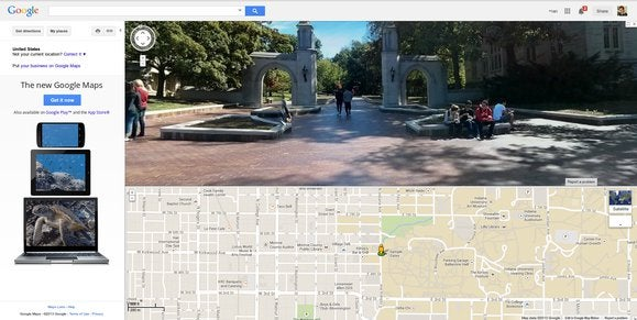 Google Maps Now Lets You Create Your Own Navigable Degree - Create street map