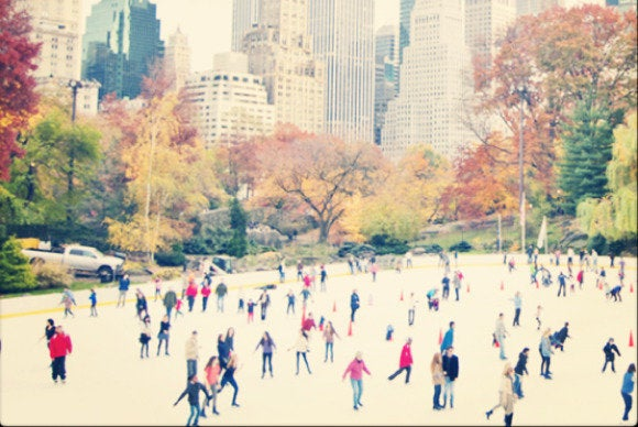 skaters in NYC