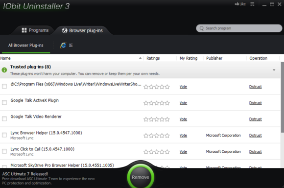 IObit Uninstaller 3 review: Free utility competes with a