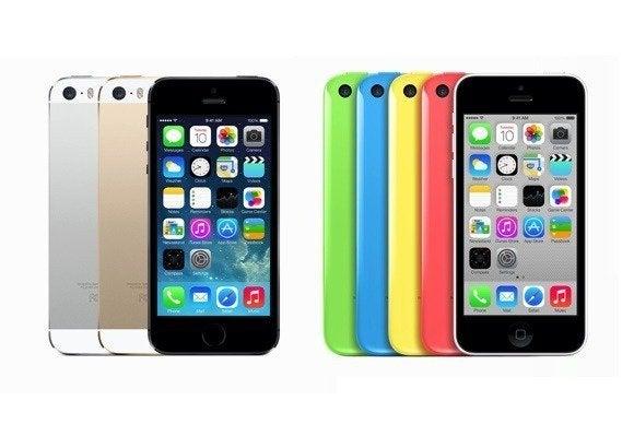 iphone5c5s
