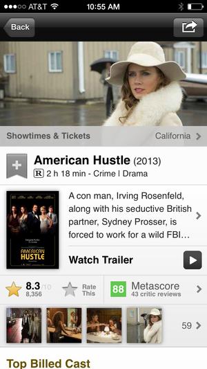 iphone american hustle