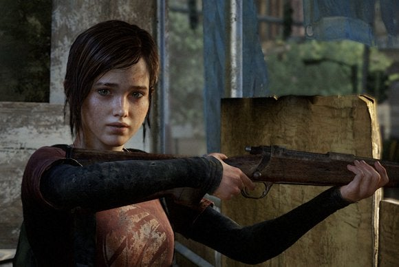 Honorable mention—The Last of Us
