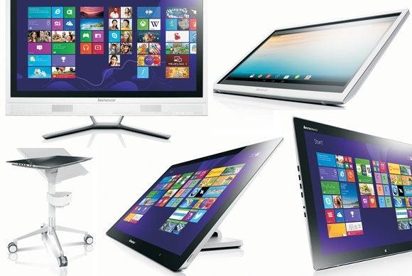 Lenovo desktop PC CES 2014