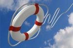 life preserver save survivor overboard rescue recover