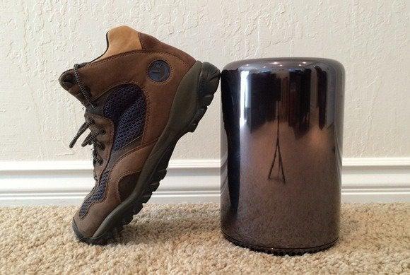 mac pro size shoe
