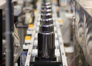 Mac Pro assembly line
