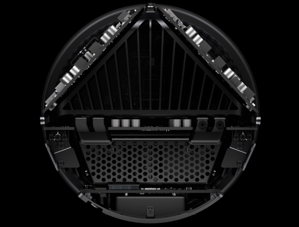 mac pro late 2013 review apple 39 s new mac pro really is for pros macworld. Black Bedroom Furniture Sets. Home Design Ideas