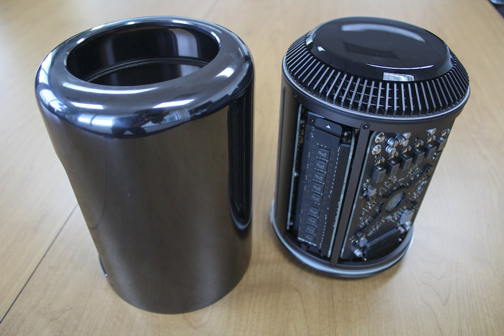 Mac Pro Late 2013 Review Apple S New Mac Pro Really Is