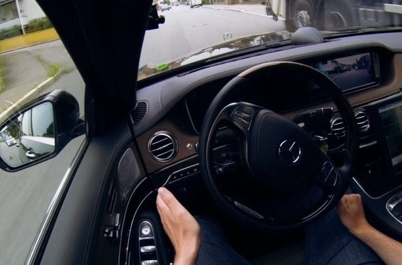 early report 2015 mercedes benz c class can stop and go
