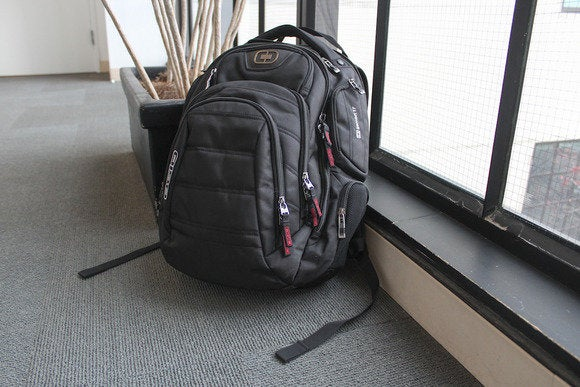 Ogio Gambit 17 review: Is there anything this bag can't hold ...