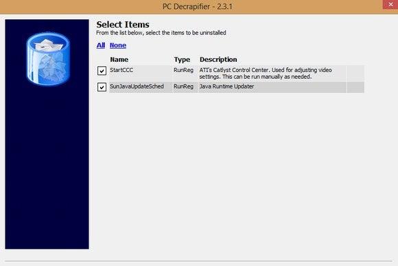 Download PC Decrapifier - MajorGeeks