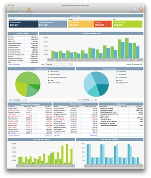 QuickBooks Mac 2014