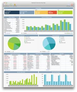 QuickBooks Mac 2014