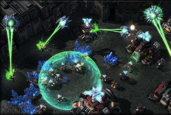 Honorable mention—StarCraft II: Heart of the Swarm