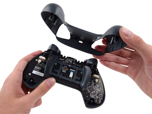 steam controller internals