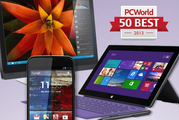 PCWorld best products of 2013