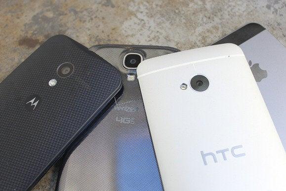top phones of 2013