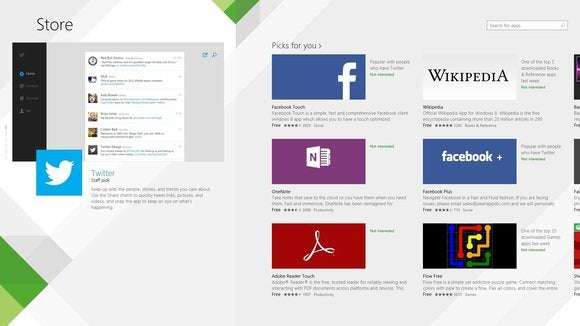 windows store windows 8.1