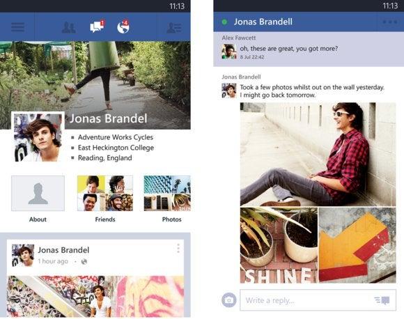 windows phone facebook dec. 13 conglomerate